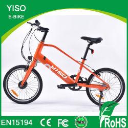 Elettrico-Motociclo poco costoso di Shimano del blocco per grafici di coppia di torsione di velocità di alluminio leggera del sensore 6