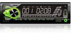 Auto-Übermittler einer LÄRM abnehmbares Panel-Auto-Audio mit USB-MP3-Player