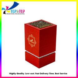 ورق مخصص قابل لإعادة التدوير بالجملة ورق حلوى زجاج هدية مربع العطور التغليف صندوق