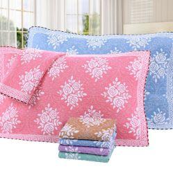 Más gruesa y ampliación de la gasa de algodón almohada toalla cubierta Three-Layer Personalización de la mayorista
