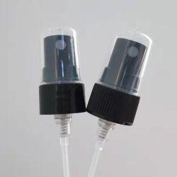 20/400Pulverizadores de niebla fina de plástico para botellas de aceite esencial de vidrio, plástico de 20/400 cierre suave de la pulverizadora de neblina de aceite cosmético