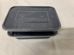 Plastiknahrungsmittelbehälter PP/Pet stellte umweltfreundliches Storge Kasten-Küche Tafelgeschirr her