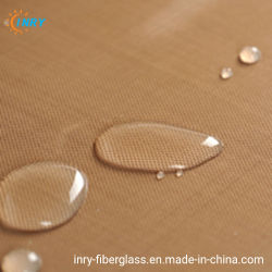 Te Flon de fibra de vidrio recubierto de un paño impregnado con PTFE