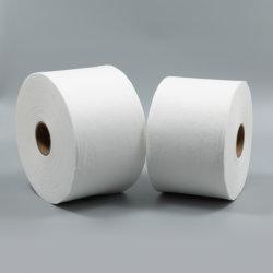 Spunlace Nonwoven Fabric para las toallitas húmedas Fabricante de tejido sin tejer el 60% Viscosa 40% poliéster