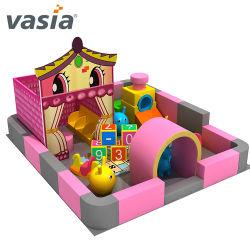 Het plastic Commerciële Labyrint Indoor&Outdoor past de Grote Zachte Speelplaats van Jonge geitjes aan