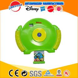 Neue, Meistverkaufte Kinder Lustige Mini-Kunststoff-Kamera-Toys mit Foto-Sticker für Kinder