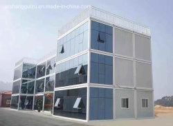 Well-Designed сегменте панельного домостроения в плоских Pack контейнер дома сборные модульные здания отделения