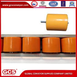Ruedas de plástico ABS de la rampa de flujo de la vía de rodillos para almacén Estantería corrediza