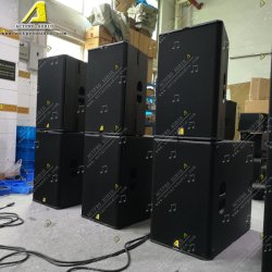T24N Dual 12' ' Passive/interruptor ativa com B30 dual 15 polegada Subwoofer altifalante de coluna linear Profissional Gama completa de alto-falante de áudio