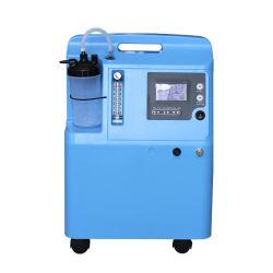 Concentratore domestico a basso rumore dell'ossigeno di elevata purezza 5L di uso