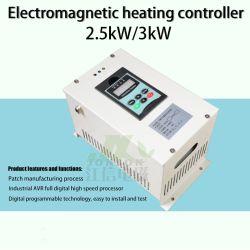 2.5Kw chauffage électromagnétique Petit plastique mécanique chauffage électromagnétique