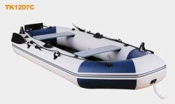 Het de opblaasbare Boot van pvc/Vlot van de Vissersboot/van de Rivier