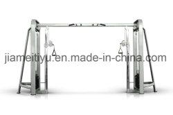 体操の十字ケーブルのトレーナーV8513のための商業適性装置