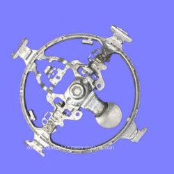 Steering Wheel ProductのためのマグネシウムAlloy Precision Die Casting