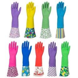 Poignet long long gants de ménage extrême des gants de cuisine Gants de nettoyage de la Chine