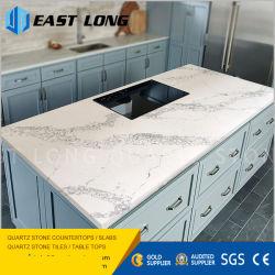 台所仕事上のための中国の水晶石のカウンタートップの製造業者 SGS/CE 認証取得済み