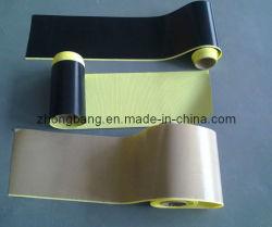 PTFEの上塗を施してあるガラス繊維圧力Senstiveの粘着テープ