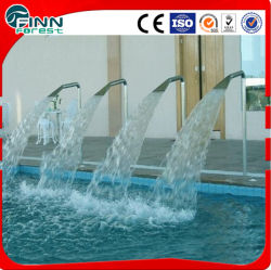 Steel inoxidable Water SPA Jet pour Swimming Pool Decoration