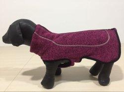 Produtos Pet Dog Vestua roupas de alimentação para animais de estimação cães Velo de vestuário