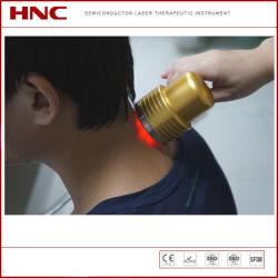 Rückseitige Schmerz-Laser-Behandlung-Physiotherapie-Einheit