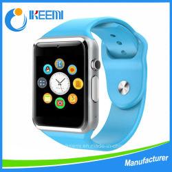Bluetoothのスマートな腕時計の電話人間の特徴をもつスマートな腕時計A1