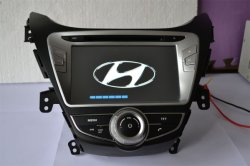 7inch Hyundai Elantra 2012 Andriod 4.0 System Car DVD met 3G/WiFi/Bluetooth/iPod/Radio, Mobile Phone