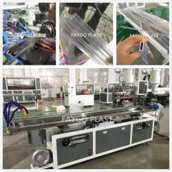 PVC 기계 /WPC 단면도를 만드는 목제 플라스틱 합성 문 위원회