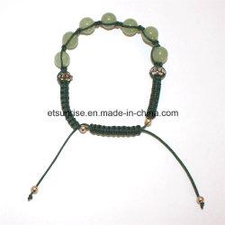 方法自然な水晶のビーズの瑪瑙のチャーミングなブレスレットの宝石類