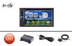 Unità di navigazione HD su Wince 6.0 per ricevitore multimediale Kenwood