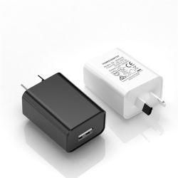 Moins cher mobile portable Mini USB unique tube plus petit bouchon Us Home 5W Téléphone de voyage chargeur mural Adaptateur chargeur USB 5V 1A