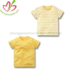 Летом обычный детский футболка много цветов