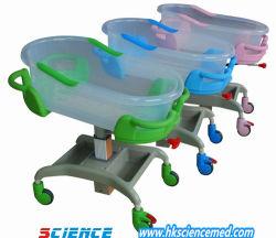 بلاستيكيّة [أير سبرينغ] طفلة/حامل متحرّك للأطفال مع عجلات