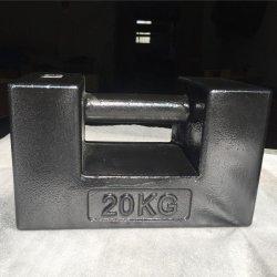M1 20kg 鋳鉄試験重量(計量トラック計量用) エレベーター