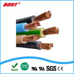 UL-1007 le fil électrique, câble flexible sur le fil de l'automobile, la lumière LED, RoHS certifié