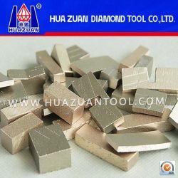 선명도 Cheape 다이아몬드 세그먼트(HZ349)