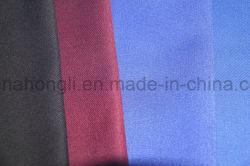 Sarjado T/R tecido, sem elastano, 65%35 poliéster%Rayon, 260gsm