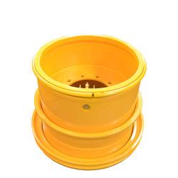 قطع محمّل فولاذ عجلة حافّة إطار حجرة 26.5-29 29 بوصة [5بك] نوع [أتر] فولاذ عجلة حافّة 29-22.00/3.0