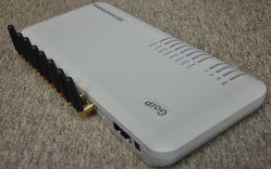 Gateway GSM VoIP de 8 portas Gateway GOIP800 / SIP GSM com o Imei Changer e SMS