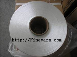 100 % polyester blanc lumineux Trilobal FDY Raw (15D~100D)