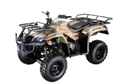 Hammer Style 250cc CVT refroidi par eau ATV (MDL GA009-3)