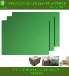 L'impression offset de haute qualité pour l'Basysprint Uvctp plaque