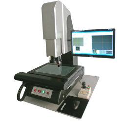 """CCD: 1/3 """" hohes video Messverfahren der Auflösung CCD-Kamera-3D mit Computer mit Standplatz"""