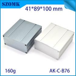 De kleur Geanodiseerde CNC Bijlage van het Geval van het Aluminium van het Malen Douane Uitgedreven