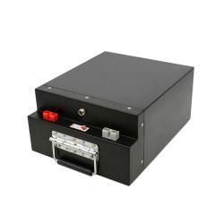 큰 LCD 스크린 감시 수용량을%s 가진 Ewt LiFePO4 건전지 팩 12V 100ah