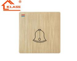 UK Style 100PCS/Karton Weiß Farbe Schalter Steckdose Wand für Industrie