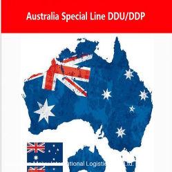 Transporte aéreo/marítimo Económico Transporte melhor para a Austrália DDU/DDP Empresa de logística