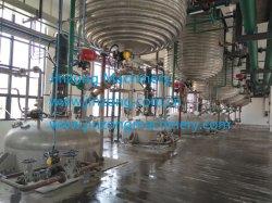Bobina de aço inoxidável 500-40000Reactor L para resina alquídica, resina de poliéster, resina Epoxy, poliol, resina acrílica