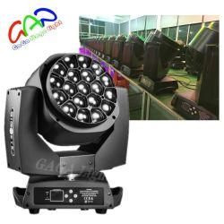 PAR DE VENDA quente Sharpy Zoom LED Farol movendo cabeça com um preço baixo