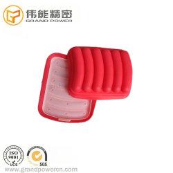 OEM экологически безвредные многоразовые Hot Dog силиконового герметика для выпекания прибор легко освободить инструмент для выпечки