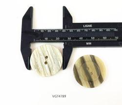 Acessórios de vestuário Moda Botão de resina plástica4789 DO VGT